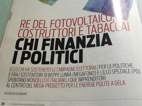 finanziamenti politici siciliani