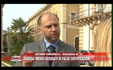 Antonio Condorelli intervista RAi1