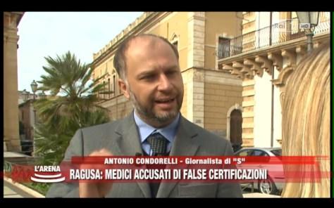 """RAgusa inchiesta Antonio Condorelli mensile """"S"""""""