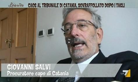 Riforma Cancellieri tribunali in ginocchio nella terra dei Santapaola