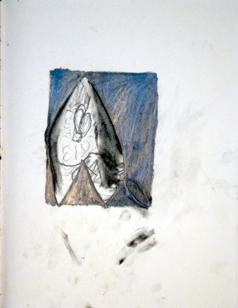 monoprint drawing #1