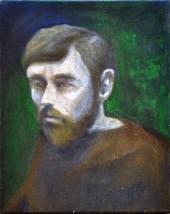 Self Portrait as Sao Joao