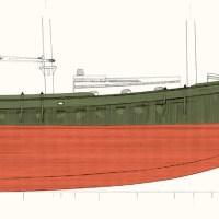 The Schooner Boat, Coming Together