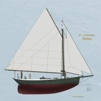 38' Sloop Boat, Helen