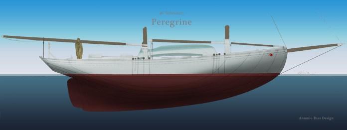 46-schooner-peapod-deck
