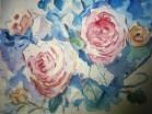Flores V, 35x25