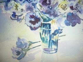Flores IV 35x25