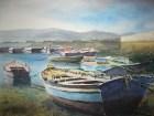 Puerto de Combarro II, 70x50 120 €