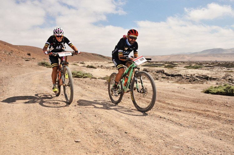 Épica GAES Atacama mountain bike Antonio Gassó