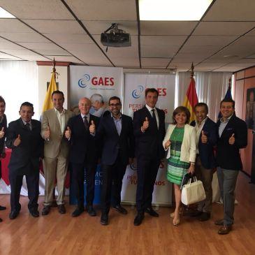 Las becas deportivas Persigue tus sueños by GAES llegan a Latinoamérica
