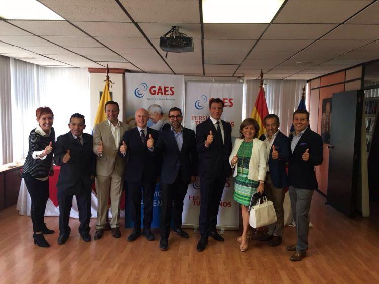 Jurado de Persigue tus sueños Ecuador