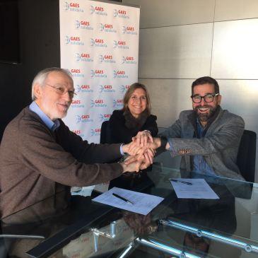 GAES Solidaria y la Fundación Vicente Ferrer renuevan su acuerdo de colaboración
