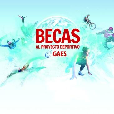 becas deportivas Persigue tus sueños by GAES