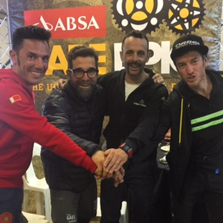 Cape Epic Antonio Gasso GAES