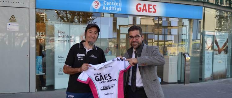 Juanjo Méndez GAES