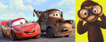 Cars, Curioso come George