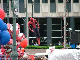 Spider-Man 3, set a New York