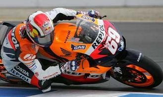 MotoGP degli Stati Uniti - Vince Hayden
