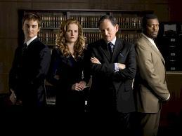 Justice, il cast