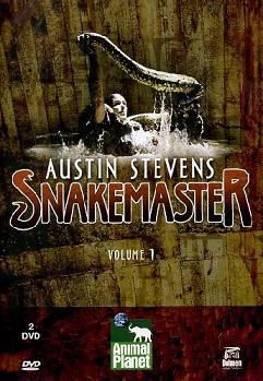 """""""Austin Stevens Snakemaster - Volume1″"""