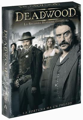"""""""Deadwood - La seconda stagionecompleta"""""""