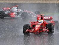 G.P. d'Europa - Alonso vince davanti a Massa