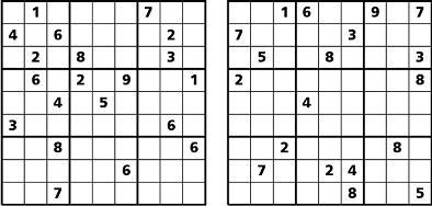 Sudokugemelli