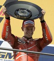MotoGP d'Australia - VinceStoner
