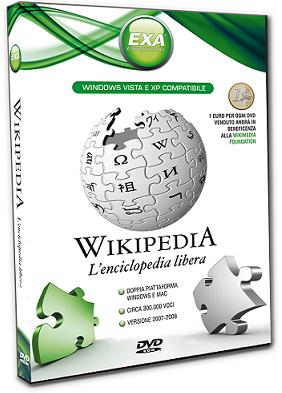 Wikipedia… inDVD