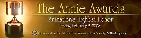 Annie Awards 2008