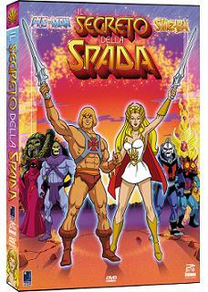 """""""He-Man e She-Ra: il segreto della spada"""""""