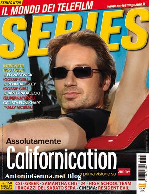 """Series"", marzo 2008"
