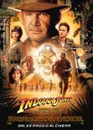 """""""Indiana Jones e il regno del teschio di cristallo"""""""