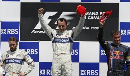 F1, G.P. del Canada - Storica doppietta BMW