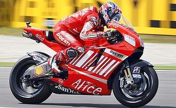 MotoGP - G.P. d\'Olanda - Vince ancora Stoner