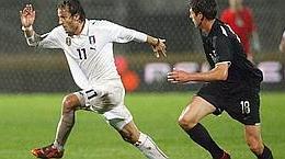 Nuova Zelanda-Italia 3-4, Alberto Gilardino