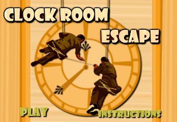 clock-room-escape