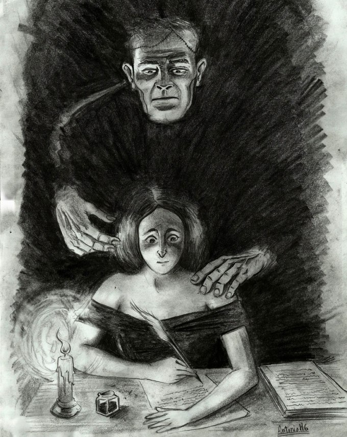 MaryShelley y Frankenstein