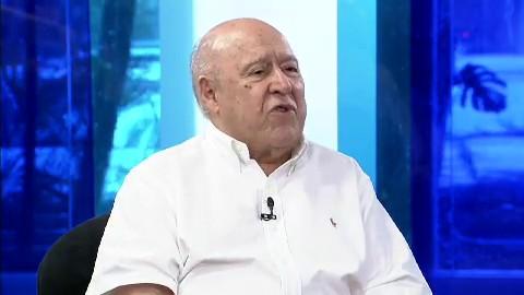 Orlando Duarte é entrevistado por Antonio Lavareda e Mônica Bergamo