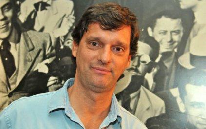 André Sturm é entrevistado por Antonio Lavareda e Mônica Bergamo
