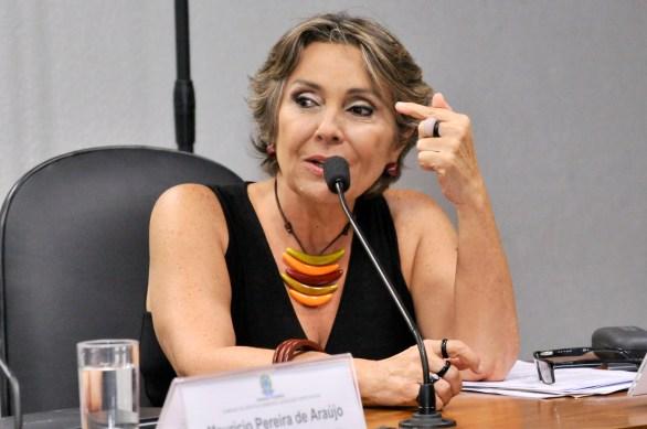 Erika Kokay participa do programa Ponto a Ponto / Reprodução: Wikimedia