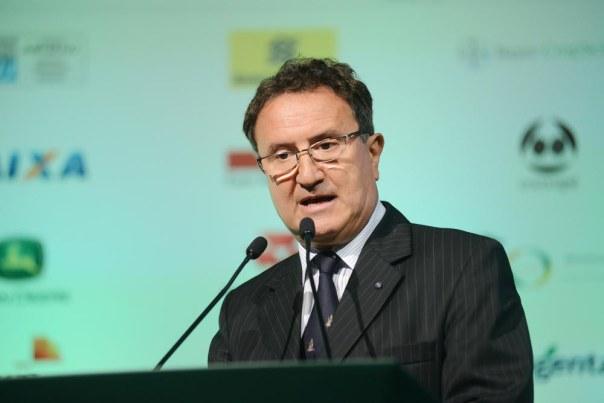 Evaristo de Miranda participa do programa Ponto a Ponto / Reprodução: Site Walter Sorrentino
