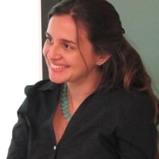Gabriela Miranda Moriconi participa do programa Ponto a Ponto
