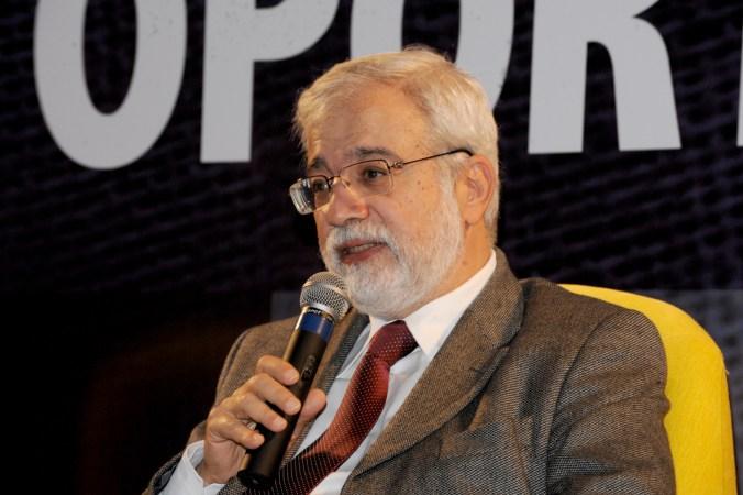 Gustavo Loyola participa do Ponto a Ponto / Reprodução: Wikimedia