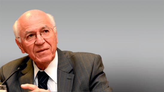 José Pastore participa do programa Ponto a Ponto / Reprodução: Portal da Indústria