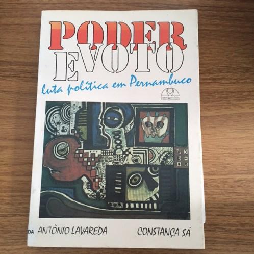 Antonio Lavareda - Poder e Voto: Luta política em Pernambuco