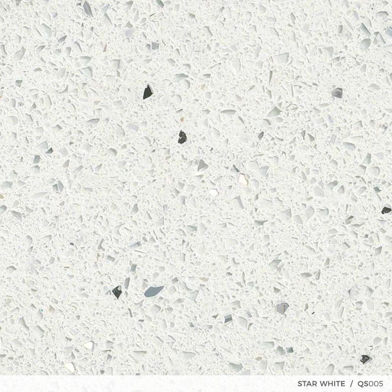 Antonio longarito_Star white quartz