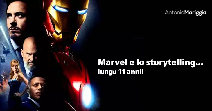 Marvel - Storytelling