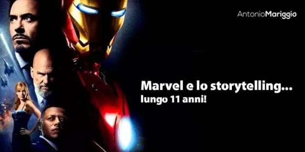 Marvel - Storytelling