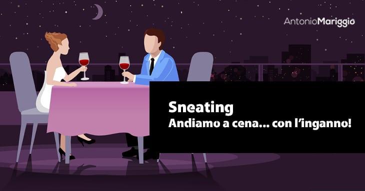 Sneating - Antonio Mariggiò